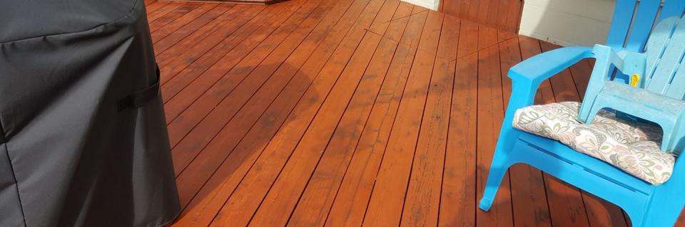We can repair, install and paint beautiful decks you will love.